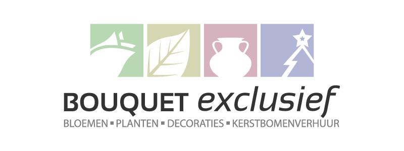 Zakelijke Bloemist Logo